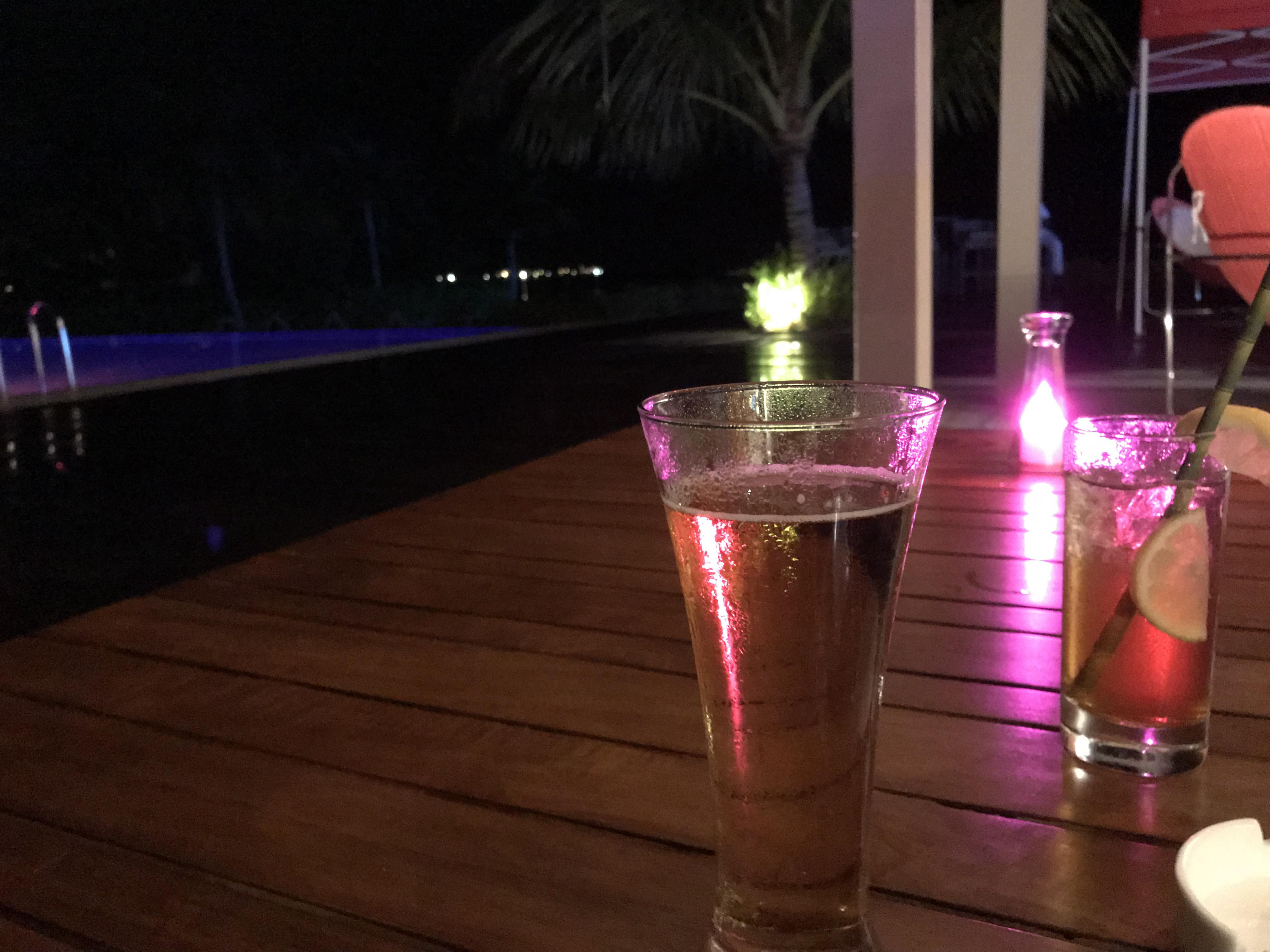 モルディブのビール