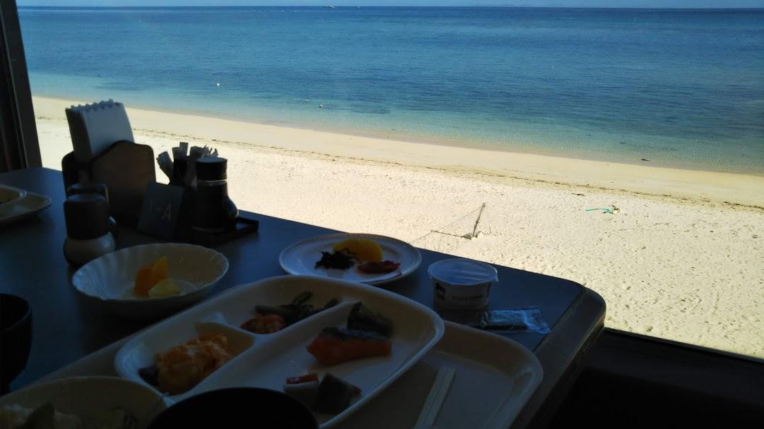 ベルパライソの朝食